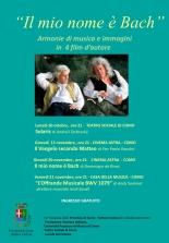 Locandina Bach