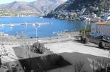 lungolago paratie Piazza_Cavour_dallxalto
