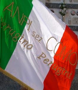 bandiera anpi Como