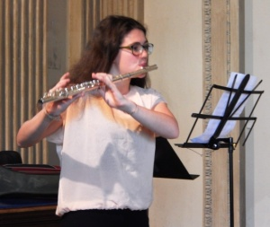 Foto Volta flautista