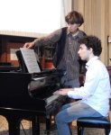 Pianisti e VoltaPagina